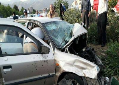 31 نفر در حوادث ترافیکی 48 ساعت اخیر در اصفهان مصدوم شدند