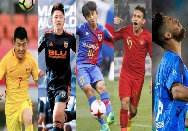اللهیار صیادمنش در فهرست ستاره های آینده دار فوتبال آسیا از نگاه فاکس اسپورت
