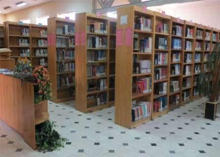کمبود کتاب در کتابخانه های عمومی شادگان
