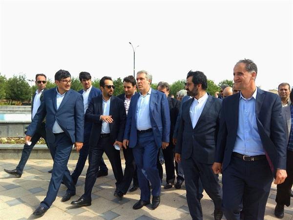 تأکید مونسان بر حمایت از سرمایه گذاری در شورابیل