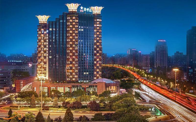 معرفی هتل گرند متروپارک پکن ، 5 ستاره