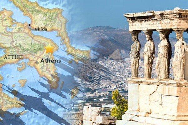 زلزله 4.2 ریشتری پایتخت یونان را لرزاند