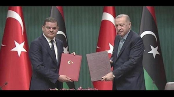 اردوغان: به حمایت خود از دولت قانونی لیبی ادامه خواهیم داد