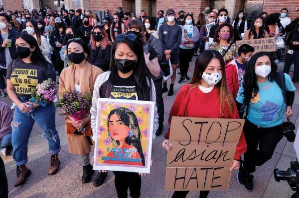 خبرنگاران جامعه هنری آمریکا خواستار توجه عمومی به خشونت علیه آسیایی تبارها شدند